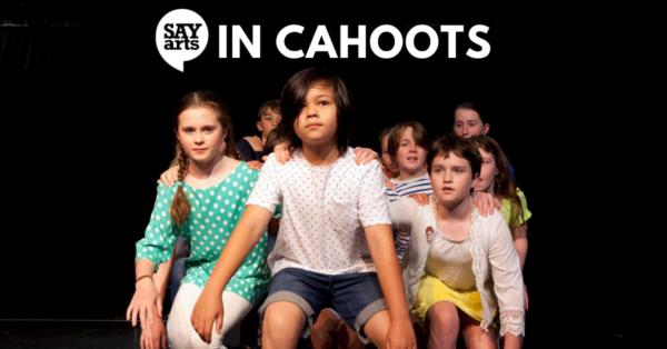 SAYarts In Cahoots